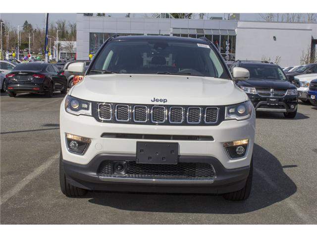 2018 Jeep Compass Limited (Stk: J299256) in Abbotsford - Image 2 of 26