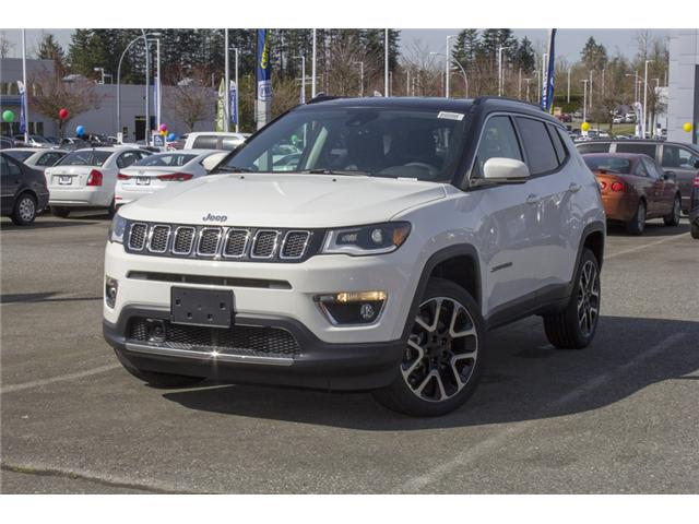 2018 Jeep Compass Limited (Stk: J299256) in Abbotsford - Image 3 of 26