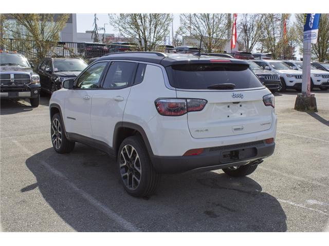 2018 Jeep Compass Limited (Stk: J299256) in Abbotsford - Image 5 of 26