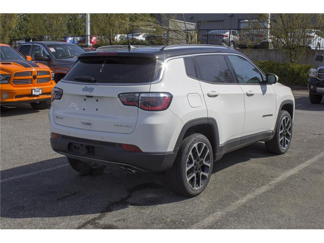 2018 Jeep Compass Limited (Stk: J299256) in Abbotsford - Image 7 of 26