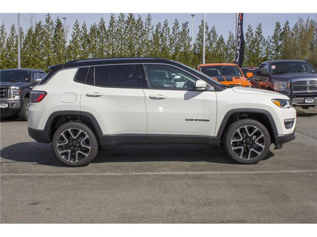 2018 Jeep Compass Limited (Stk: J299256) in Abbotsford - Image 8 of 26