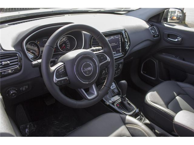 2018 Jeep Compass Limited (Stk: J299256) in Abbotsford - Image 11 of 26