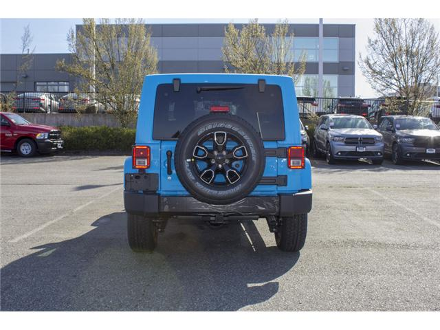 2018 Jeep Wrangler JK Unlimited Sahara (Stk: J801585) in Abbotsford - Image 6 of 23