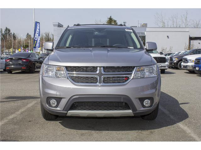 2018 Dodge Journey SXT (Stk: J324796) in Abbotsford - Image 2 of 25