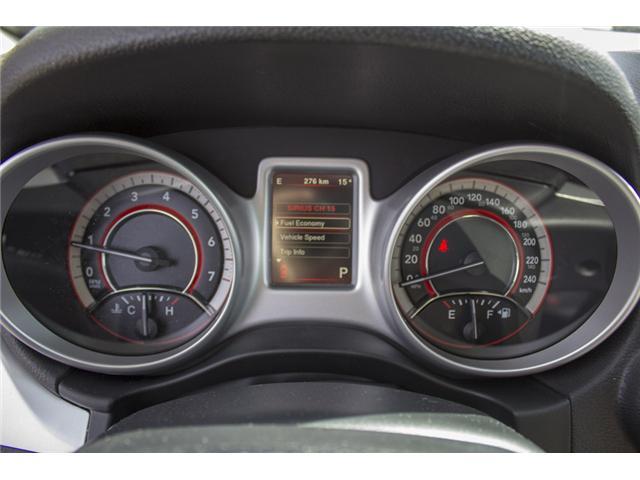 2018 Dodge Journey SXT (Stk: J275257) in Abbotsford - Image 20 of 25