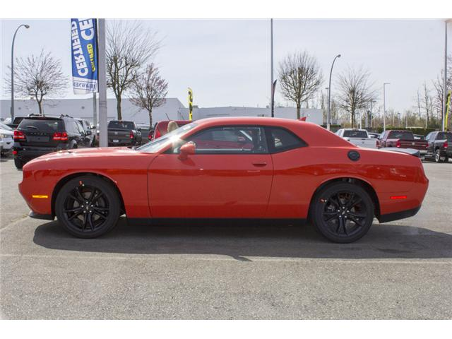 2018 Dodge Challenger SXT (Stk: J251251) in Abbotsford - Image 4 of 23