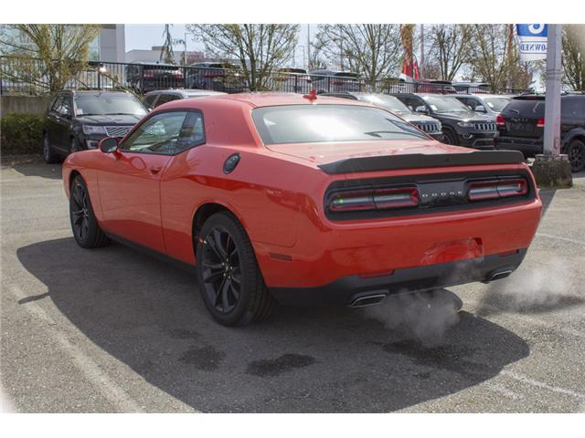 2018 Dodge Challenger SXT (Stk: J251251) in Abbotsford - Image 5 of 23