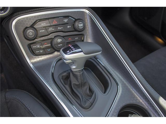 2018 Dodge Challenger SXT (Stk: J251252) in Abbotsford - Image 21 of 23