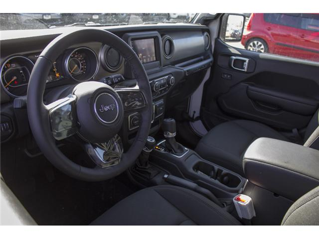 2018 Jeep Wrangler Unlimited Sport (Stk: J153699) in Abbotsford - Image 13 of 26
