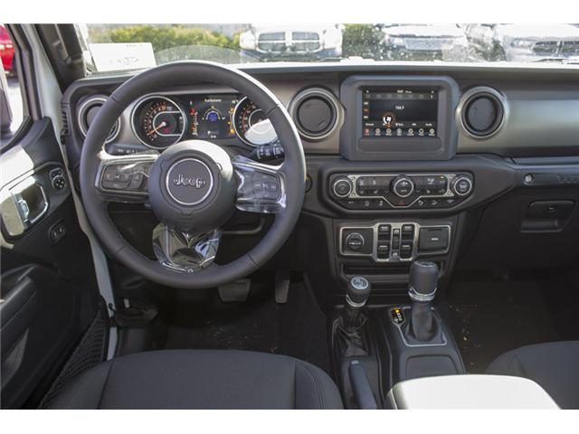 2018 Jeep Wrangler Unlimited Sport (Stk: J153699) in Abbotsford - Image 15 of 26