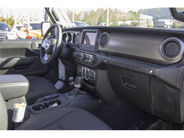 2018 Jeep Wrangler Unlimited Sport (Stk: J153699) in Abbotsford - Image 18 of 26