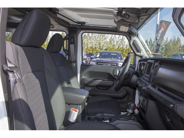 2018 Jeep Wrangler Unlimited Sport (Stk: J153699) in Abbotsford - Image 19 of 26