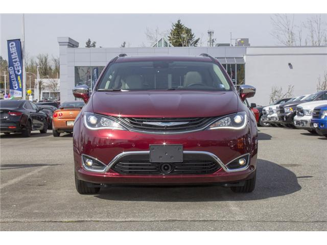 2018 Chrysler Pacifica Hybrid Limited (Stk: J172650) in Abbotsford - Image 2 of 26
