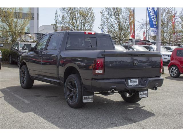 2018 RAM 1500 Sport (Stk: J176177) in Abbotsford - Image 5 of 23