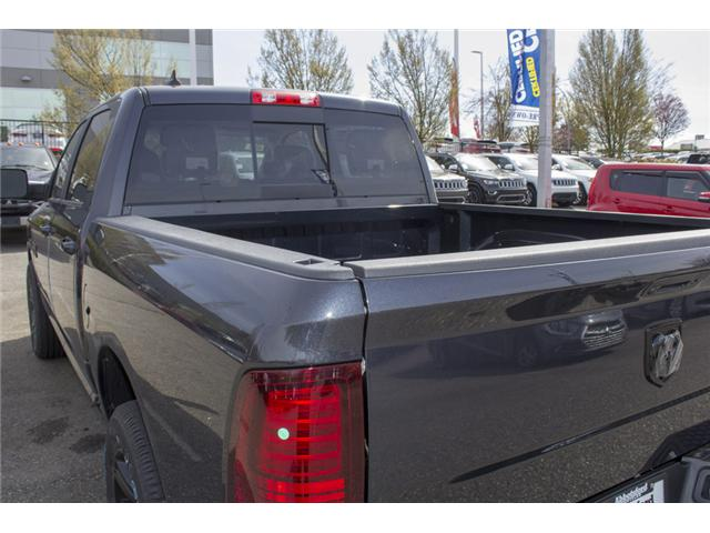 2018 RAM 1500 Sport (Stk: J176177) in Abbotsford - Image 10 of 23