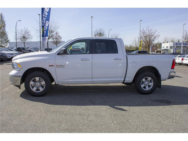 2017 RAM 1500 SLT (Stk: AG0800) in Abbotsford - Image 4 of 26