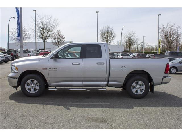 2017 RAM 1500 SLT (Stk: H617658) in Abbotsford - Image 4 of 30