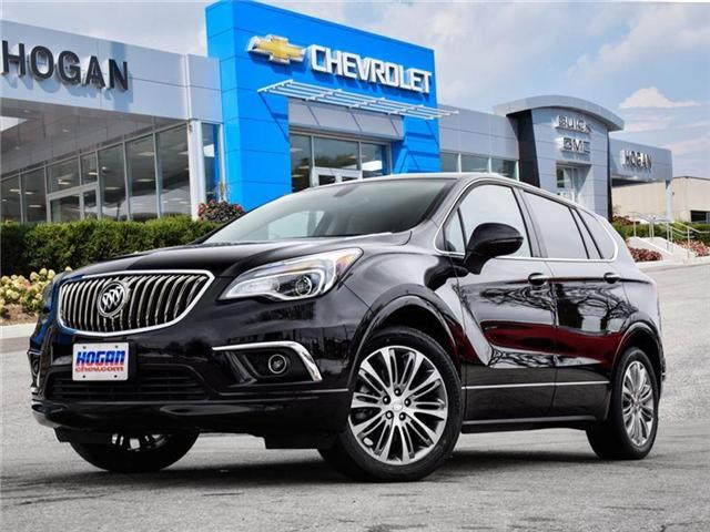 2018 Buick Envision Preferred (Stk: 8057527) in Scarborough - Image 1 of 22