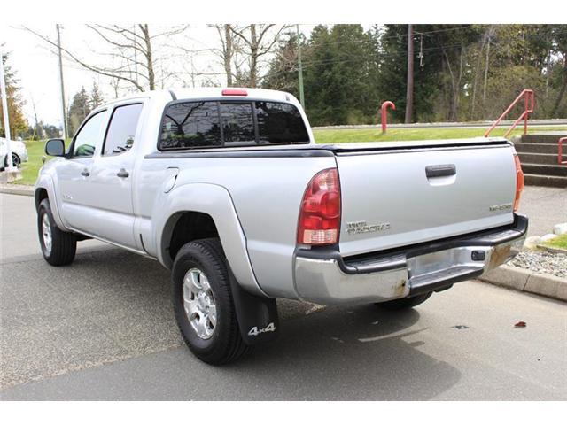 2007 Toyota Tacoma V6 (Stk: 11769A) in Courtenay - Image 5 of 17