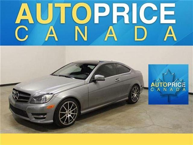 2015 Mercedes-Benz C-Class Base (Stk: H8680) in Mississauga - Image 1 of 21