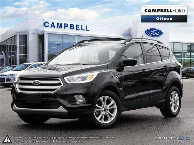 2018 Ford Escape SEL AWD-LEATHER NAV-BEST BUY (Stk: 940270) in Ottawa - Image 1 of 30