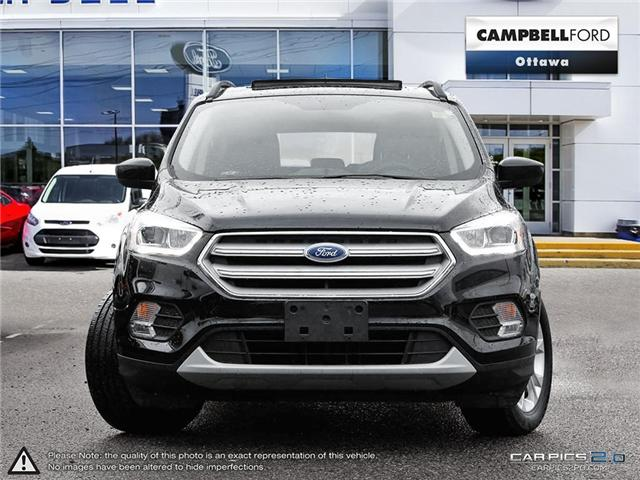 2018 Ford Escape SEL AWD-LEATHER NAV-BEST BUY (Stk: 940270) in Ottawa - Image 2 of 30
