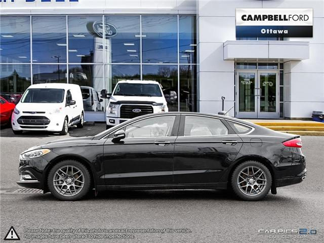 2017 Ford Fusion SE AWD-LEATHER-POWER ROOF---NAV-GREAT BUY (Stk: 1812352) in Ottawa - Image 2 of 30