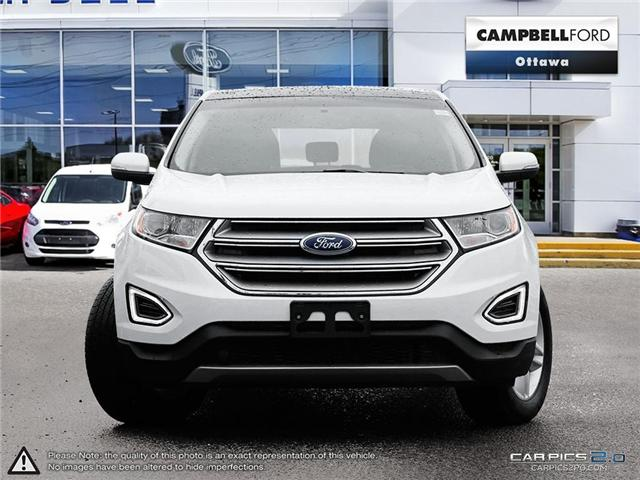 2017 Ford Edge SEL AWD-LEATHER-POWER ROOF-NAV (Stk: 939840) in Ottawa - Image 2 of 28