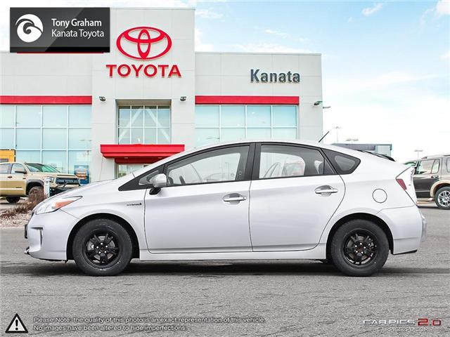 2014 Toyota Prius Base (Stk: M2344) in Ottawa - Image 2 of 25