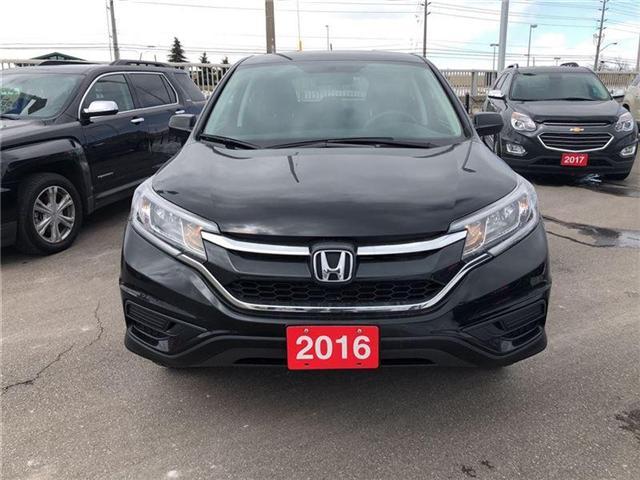 2016 Honda CR-V LX (Stk: W16622) in BRAMPTON - Image 2 of 18