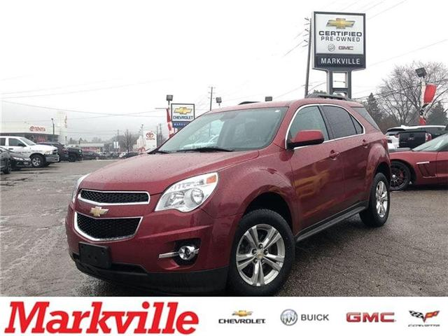 2012 Chevrolet Equinox 1LT- GM CERTIFIED PRE-OWNED-1 OWNER (Stk: 174448A) in Markham - Image 1 of 21
