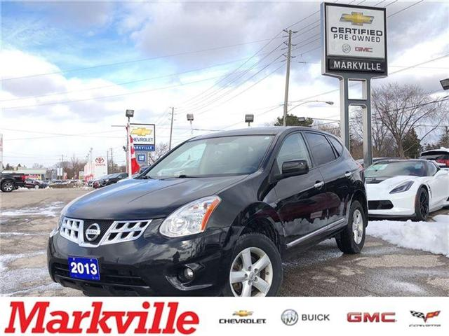 2013 Nissan Rogue 4 NEW TIRES-CERTIFIED PRE-OWNED- 1 OWNER TRADE (Stk: 102063A) in Markham - Image 1 of 21