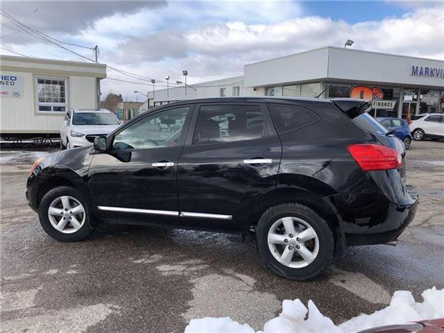 2013 Nissan Rogue 4 NEW TIRES-CERTIFIED PRE-OWNED- 1 OWNER TRADE (Stk: 102063A) in Markham - Image 2 of 21