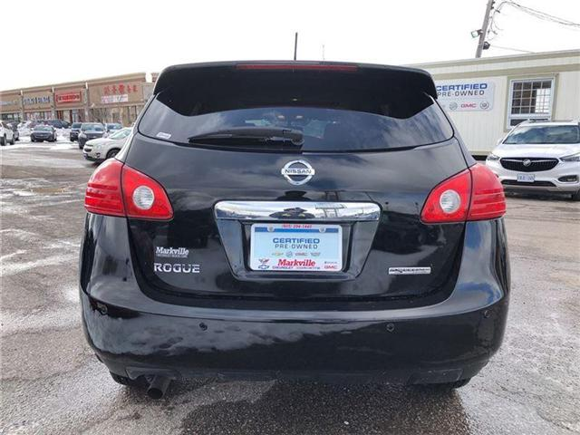 2013 Nissan Rogue 4 NEW TIRES-CERTIFIED PRE-OWNED- 1 OWNER TRADE (Stk: 102063A) in Markham - Image 3 of 21