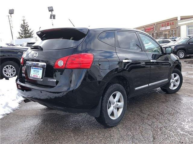 2013 Nissan Rogue 4 NEW TIRES-CERTIFIED PRE-OWNED- 1 OWNER TRADE (Stk: 102063A) in Markham - Image 4 of 21