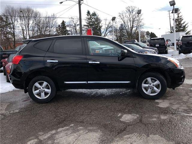 2013 Nissan Rogue 4 NEW TIRES-CERTIFIED PRE-OWNED- 1 OWNER TRADE (Stk: 102063A) in Markham - Image 5 of 21