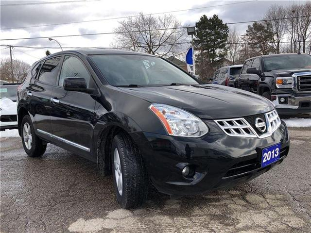 2013 Nissan Rogue 4 NEW TIRES-CERTIFIED PRE-OWNED- 1 OWNER TRADE (Stk: 102063A) in Markham - Image 6 of 21