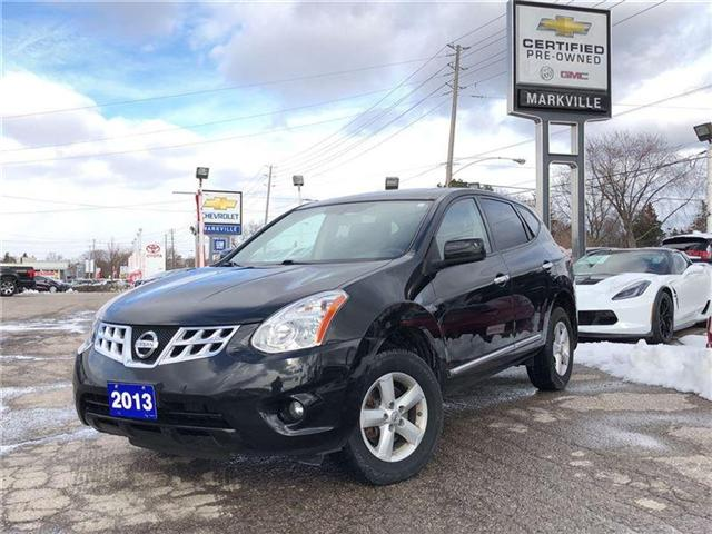 2013 Nissan Rogue 4 NEW TIRES-CERTIFIED PRE-OWNED- 1 OWNER TRADE (Stk: 102063A) in Markham - Image 8 of 21
