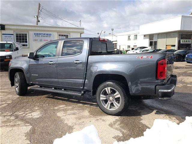 2017 Chevrolet Colorado LT- GM CERTIFIED PRE-OWNED- 1 OWNER TRADE (Stk: 307394A) in Markham - Image 2 of 22