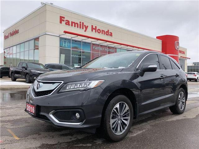 2016 Acura RDX Base (Stk: 8803967A) in Brampton - Image 1 of 14