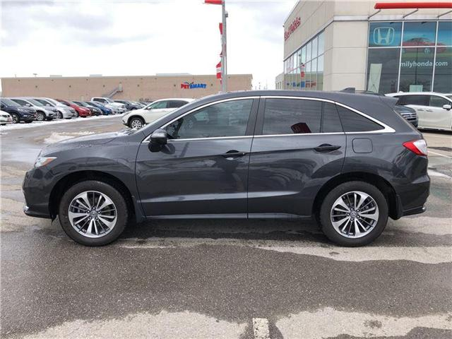 2016 Acura RDX Base (Stk: 8803967A) in Brampton - Image 2 of 14