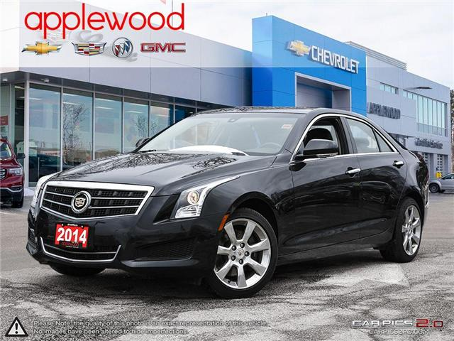 2014 Cadillac ATS 2.0L Turbo Luxury (Stk: 8901A) in Mississauga - Image 1 of 27