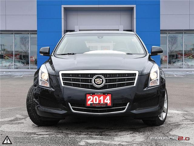 2014 Cadillac ATS 2.0L Turbo Luxury (Stk: 8901A) in Mississauga - Image 2 of 27