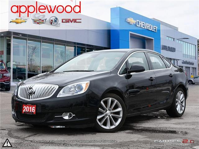 2016 Buick Verano Base (Stk: 4147A) in Mississauga - Image 1 of 27