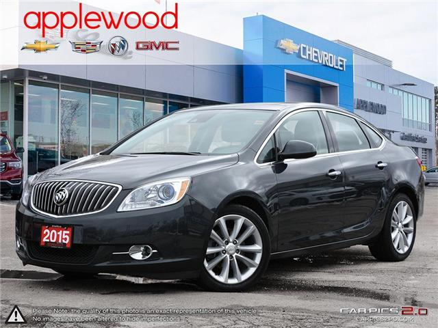 2015 Buick Verano Leather (Stk: 2787P) in Mississauga - Image 1 of 27