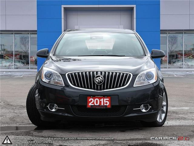 2015 Buick Verano Leather (Stk: 2787P) in Mississauga - Image 2 of 27