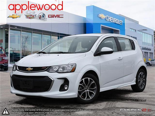 2017 Chevrolet Sonic LT Auto (Stk: 4586P) in Mississauga - Image 1 of 27