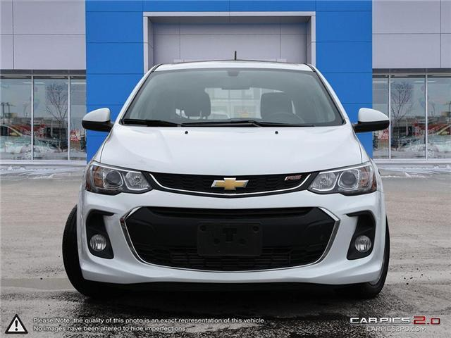 2017 Chevrolet Sonic LT Auto (Stk: 4586P) in Mississauga - Image 2 of 27