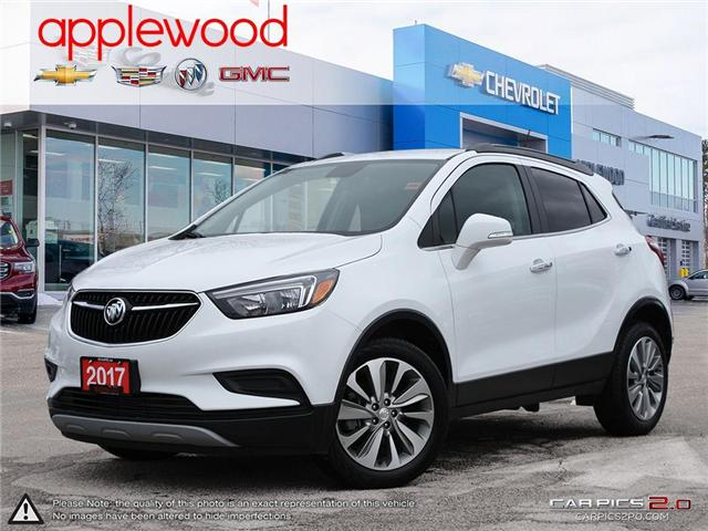 2017 Buick Encore Preferred (Stk: 8670A) in Mississauga - Image 1 of 27