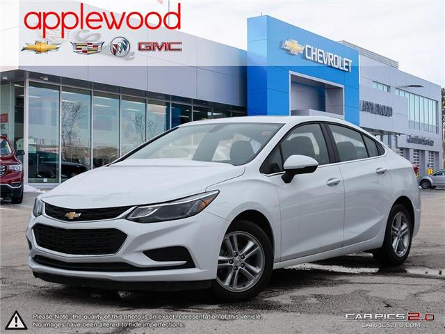 2017 Chevrolet Cruze LT Auto (Stk: 7758A) in Mississauga - Image 1 of 27